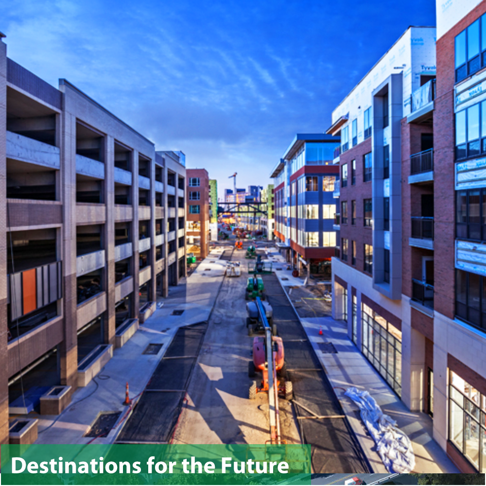 Destinations for the Future