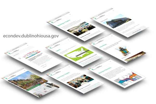 City of Dublin launches new website for businesses and workforce
