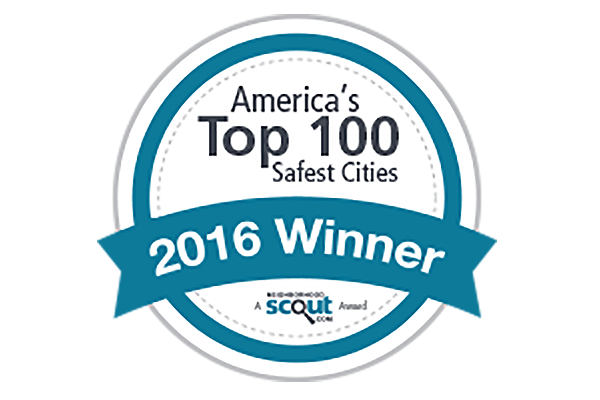 Dublin Named One of America's Top 100 Safest Cities