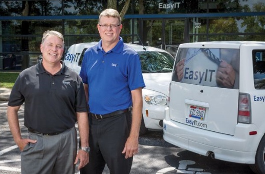 CEO – Small Business Spotlight: EasyIT