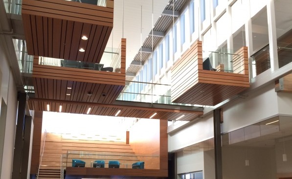 OCLC completes building renovations to support library technology innovation