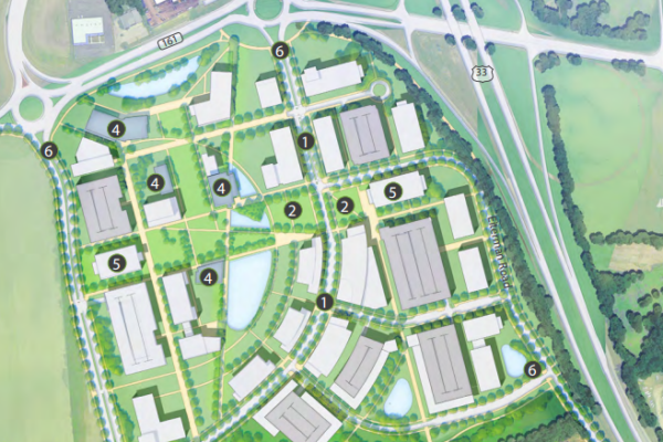 Ohio U, Dublin have three-phase plan for city's last big acreage