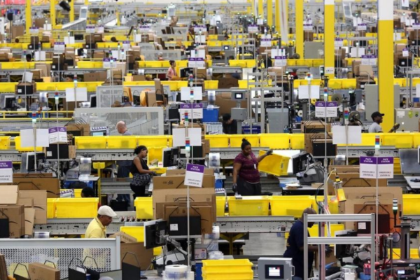 Growing Amazon operations already employing more than planned in central Ohio