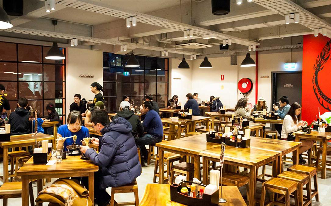 Fukuryu Ramen Opens Bridge Park Location in Dublin | Thrive in ...