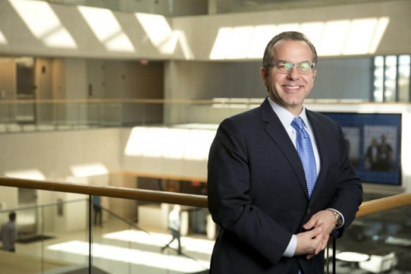 Q&A: Skip Prichard: OCLC chief invested in sharing knowledge, leadership skills