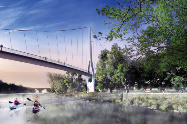 Plans for Riverside Crossing Park continue Moving Forward