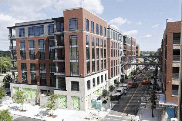 North Market Bridge Park project adds tenants, loses others