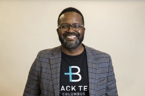 Advocate opening doors for Black talent in the Columbus tech community