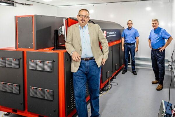 LSP Technologies on its Groundbreaking Equipment and Innovative Technology