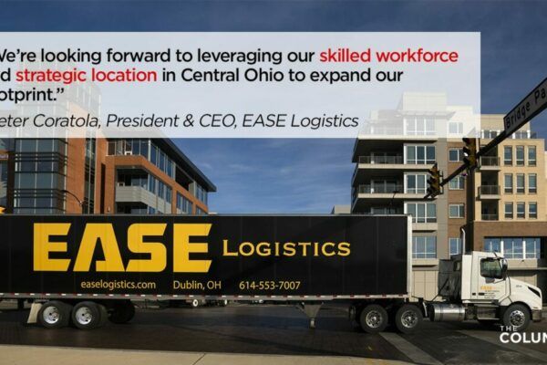 EASE Logistics Expands its Headquarters in the Columbus Region, Creating 20 New Jobs