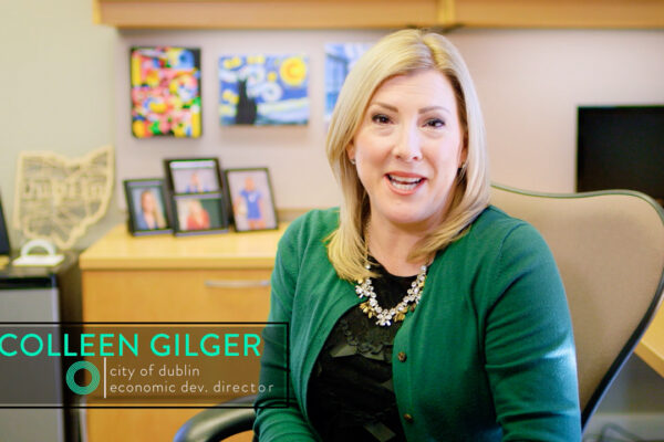 VIDEO: OEDA 2020 Economic Development Professional of the Year Award Winner Colleen Gilger